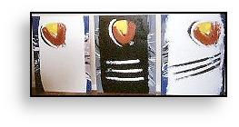Acrylic on canvas. lenght: 270 cm. 1998